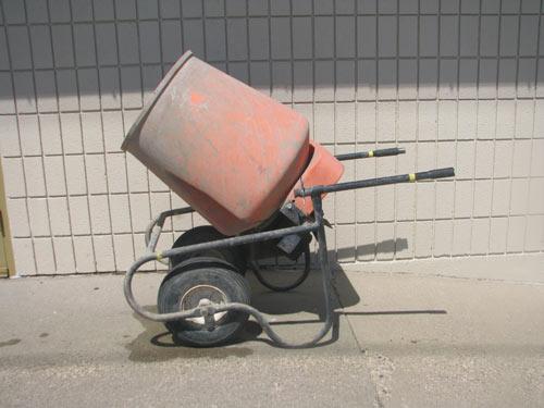 cement-mixer