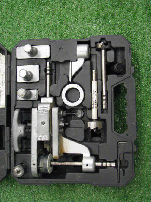 Door Knob Installation Kit : Door lock installation kit gemmens hardware store