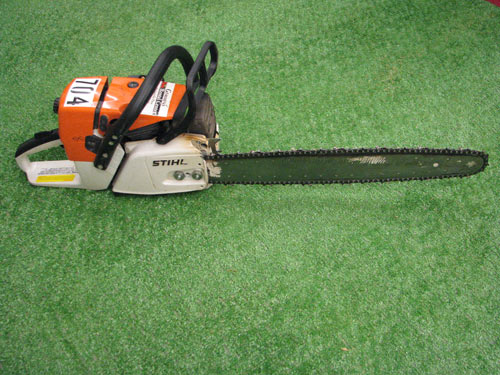 chainsaw-stihl-ms261-20-oil-no-railroad-ties-extra-chains-5-00-each