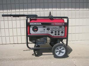Generator, 5000W 822