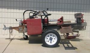 Log Splitter – 2″ ball  850