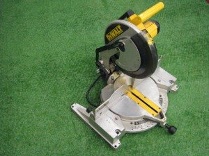 Mitre Box (power) with blade  1170