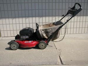 Mower  210