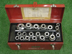 Socket Set, 3/4″ drive  226