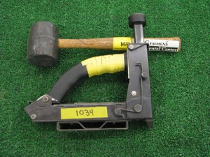Stapler, Hardwood Flooring  1055